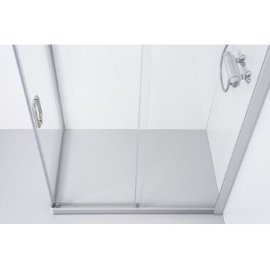 Dušo kabina Brasta Glass Laima 110, 120, 130 cm 6