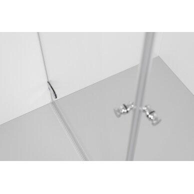 Dušo kabina Brasta Glass Liepa 80, 90, 100 cm 4