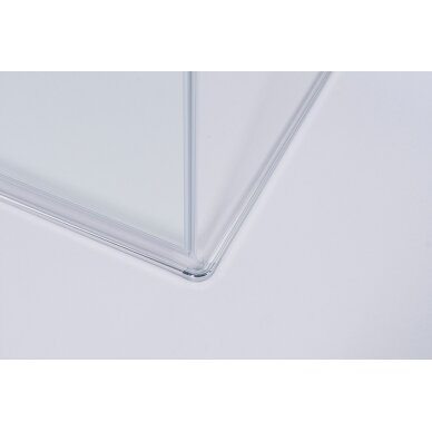 Dušo kabina Brasta Glass Lora 80, 90, 100 cm 8