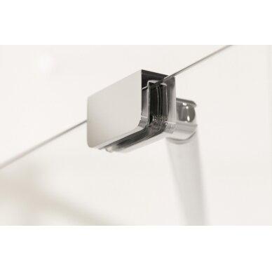 Dušo kabina Brasta Glass Nida 80, 90, 100 cm 6