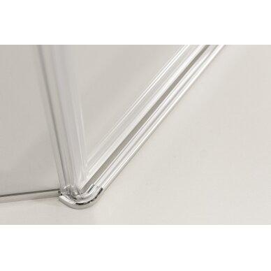 Dušo kabina Brasta Glass Nida 80, 90, 100 cm 8