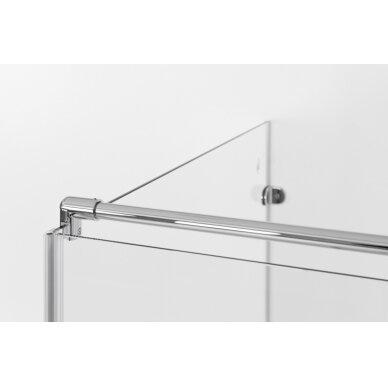 Dušo kabina Brasta Glass Nora 80, 90, 100 cm 5