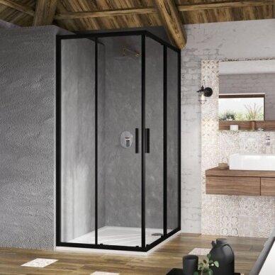 Dušo kabina Ravak Blix Slim BLSRV2 80, 90 cm 3