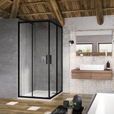 Dušo kabina Ravak Blix Slim BLSRV2 80, 90 cm 4