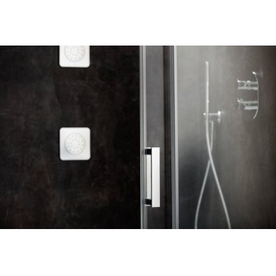 Dušo kabina Ravak Matrix MSRV4 80, 90, 100 cm 2