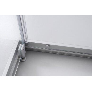 Dušo kabina Brasta Glass Vaiva 70, 80, 90 cm 6