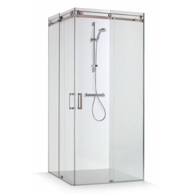 Dušo kabina Brasta Glass Vesta 80, 90, 100 cm 3