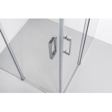Dušo kabina Brasta Glass Vesta 80, 90, 100 cm 4