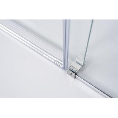 Dušo kabina Brasta Glass Vesta 80, 90, 100 cm 7