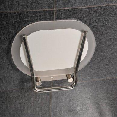 Dušo kėdutė Ravak Chrome