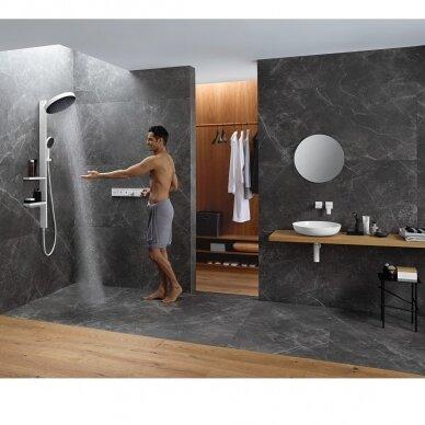 Dušo komplektas Hansgrohe Rainfinity Showerpipe 360 1jet 2