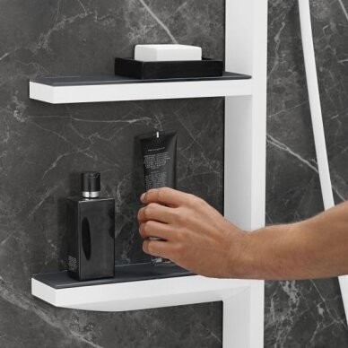 Dušo komplektas Hansgrohe Rainfinity Showerpipe 360 1jet 3