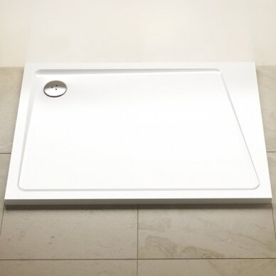Dušo padėklas Ravak Gigant Pro 10° 100x80, 120x90 cm