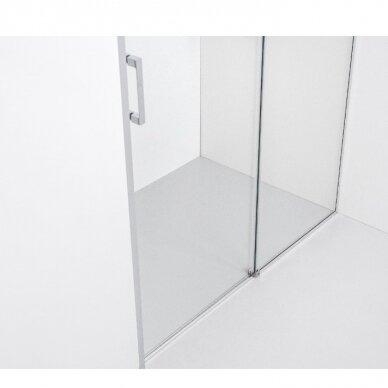 Dušo sienelė Brasta Glass Gabija Soft 100, 110, 120, 130, 140 cm 2