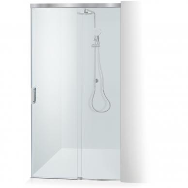 Dušo sienelė Brasta Glass Gabija Soft 100, 110, 120, 130, 140 cm