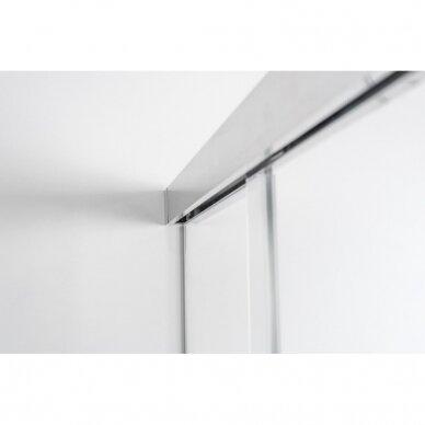 Dušo sienelė Brasta Glass Gabija Soft 100, 110, 120, 130, 140 cm 3