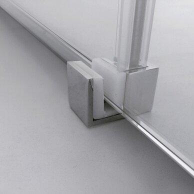 Dušo sienelė Brasta Glass Gabija Soft 100, 110, 120, 130, 140 cm 4