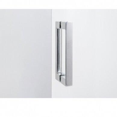 Dušo sienelė Brasta Glass Gabija Soft 100, 110, 120, 130, 140 cm 5