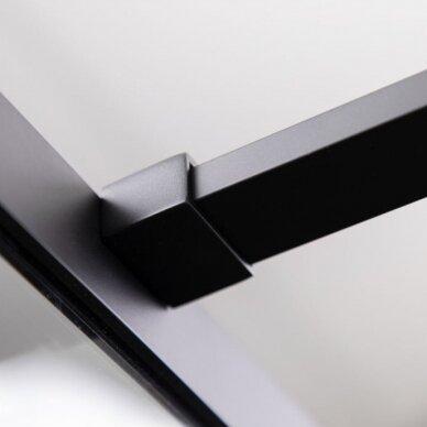 Dušo sienelė Riho Grid GB400 juoda 2