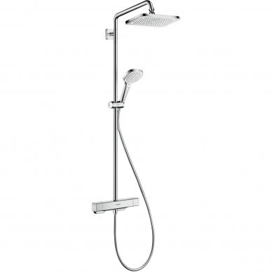 Dušo sistema Hansgrohe Croma E Showerpipe 280 1jet