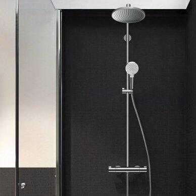 Termostatinė dušo sistema Hansgrohe Crometta S 240 3