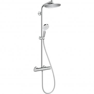 Termostatinė dušo sistema Hansgrohe Crometta S 240
