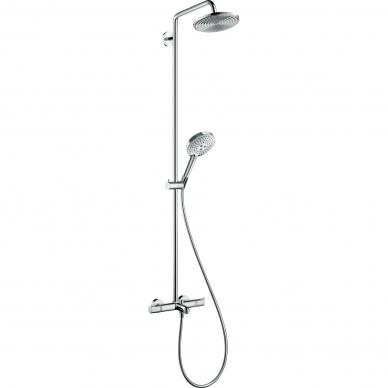 Dušo sistema voniai Hansgrohe Raindance Select240 Showerpipe