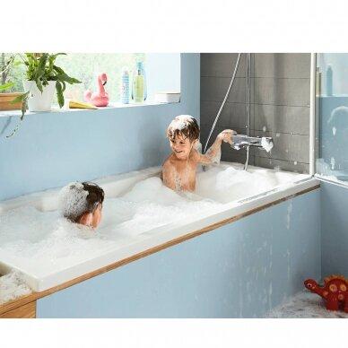 Dušo/vonios sistema Hansgrohe Croma E Showerpipe 280 1jet 3