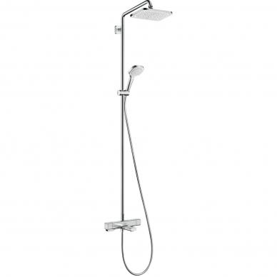 Dušo/vonios sistema Hansgrohe Croma E Showerpipe 280 1jet