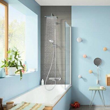 Dušo/vonios sistema Hansgrohe Croma E Showerpipe 280 1jet 4