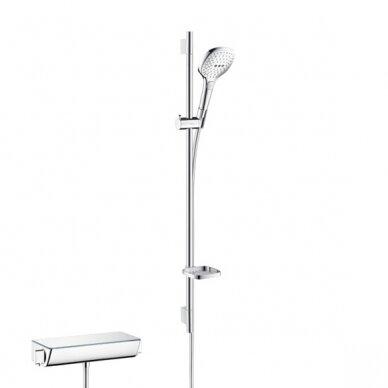 Dušo komplektas 3 Hansgrohe Ecostat Select Combi raindance Select E120