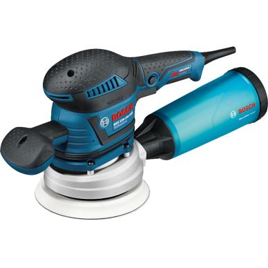 Ekscentrinis šlifuoklis Bosch GEX 125-150 AVE Professional