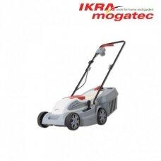 Elektrinė stumiama vejapjovė IKRA 1,4 kW IERM 1434