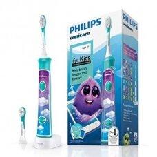 Elektrinis dantų šepetėlis Philips HX6322/04