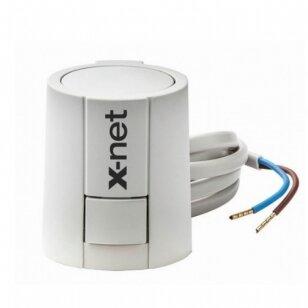 Elektroterminė servo pavara Kermi Xnet 24V