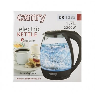 Virdulys Camry CR 1235 1.7 l 17