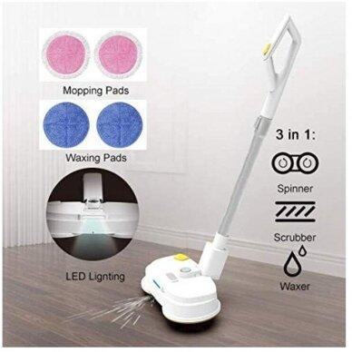 Elektrinė grindų šluota Mamibot Mop Mopa680 7