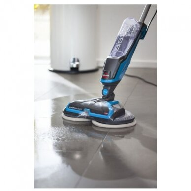Elektrinė grindų valymo šluota Bissell Spinwave 5