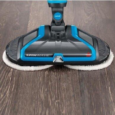 Elektrinė grindų valymo šluota Bissell Spinwave 2