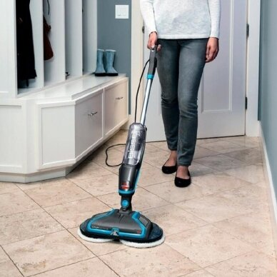 Elektrinė grindų valymo šluota Bissell Spinwave 4
