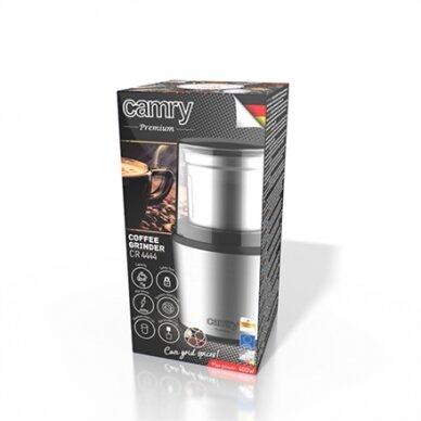 Elektrinė kavamalė CAMRY CR-4444 5