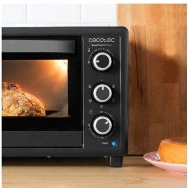 Elektrinė krosnelė Cecotec Bake & Toast 650 Gyro 2