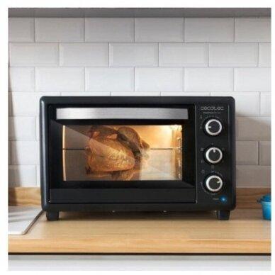 Elektrinė krosnelė Cecotec Bake & Toast 650 Gyro 3