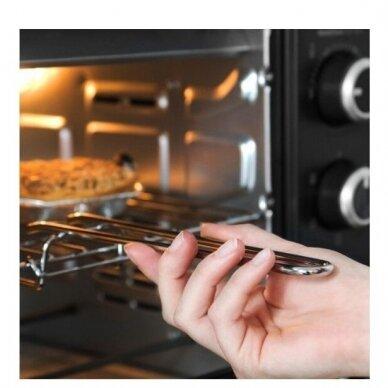 Elektrinė krosnelė Cecotec Bake & Toast 650 Gyro 4