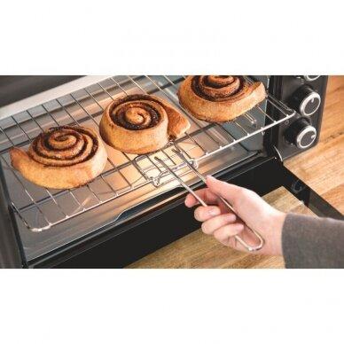 Elektrinė krosnelė Cecotec Bake & Toast 650 Gyro 5