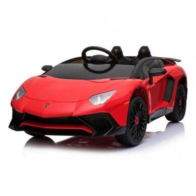 Elektrinė mašinėlė Lamborghini Aventador BDM0913