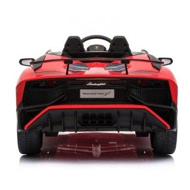 Elektrinė mašinėlė Lamborghini Aventador BDM0913 2