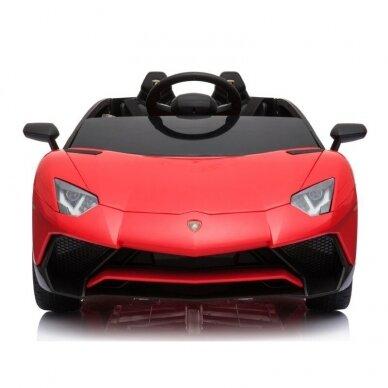 Elektrinė mašinėlė Lamborghini Aventador BDM0913 4