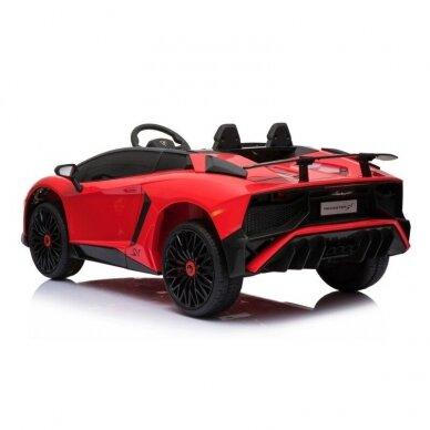 Elektrinė mašinėlė Lamborghini Aventador BDM0913 5