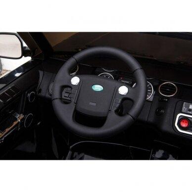 Elektrinė mašinėlė Land Rover Discovery BDM0918 2